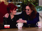 Sharon Osbourne marks birthday on The Talk
