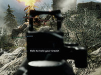 Medal of Honor Warfighter multiplayer map Shogore Valley