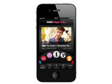 BBC iPlayer radio mobile screenshot