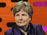Sandi Toksvig appearing on the Graham Norton Show during 2011