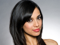 Fiona Wade laughs off fears over bad weather on the night of Emmerdale Live.
