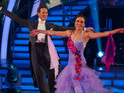 "Strictly Come Dancing star describes a ""feeling of helplessness"" after first dance."