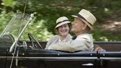 Bill Murray and Laura Linney star in 'Hyde Park on Hudson'.