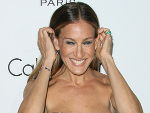 Sarah Jessica Parker ELLE's 19th Annual Women in Hollywood Celebration held at Four Seasons Hotel - Arrivals Beverly Hills, California