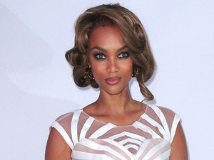 Tyra Banks The Flawsome Ball For The Tyra Banks TZONE at Capitale. New York City