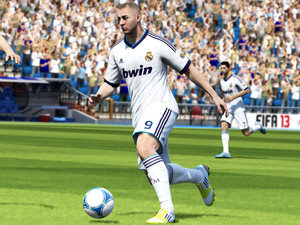 Fifa 13 for Wii U (screenshots)