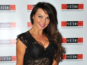 Lizzie Cundy at the Love Perfume Awards 2012