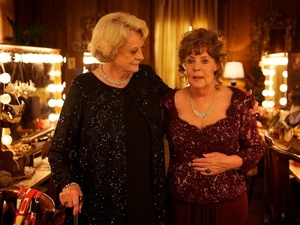 Quartet, Maggie Smith, Pauline Collins