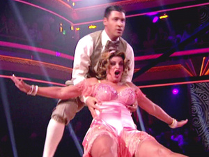 Dancing WIth The Stars S15E07: Kirstie Alley and Maksim Chmerkovskiy