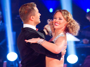 Strictly Come Dancing: Kimberly and Pasha