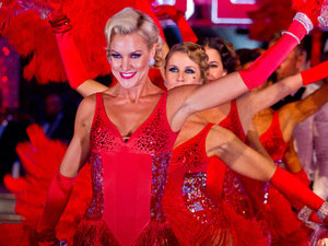 Strictly Come Dancing: Professional dancers