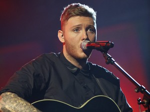 The X Factor Week 3: James Arthur