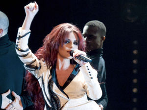 Cheryl Cole, X Factor , Promise This, X Factor 2010