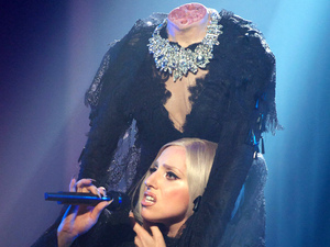 Lady GaGa, X Factor 2011