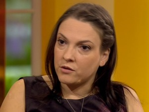 Justin Lee Collins' ex Anna Larke appears on Daybreak following his conviction 15/10/2012