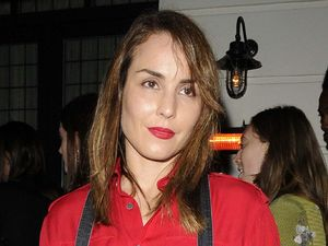 Noomi Rapace at the London Film Festival, Little House Mayfair, London Britain - 15 Oct 2012