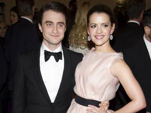 Daniel Radcliffe and Rosie Hemingway/Coker