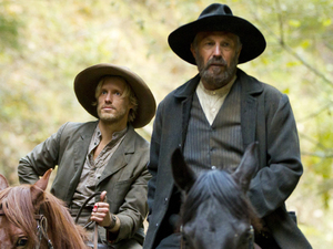 Hatfields & McCoys: Kevin Costner and Matt Barr