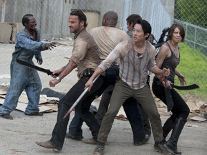 The Walking Dead S03E01: &#39;Seed&#39;