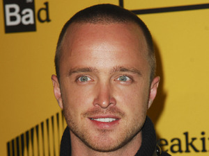 Aaron Paul The Premiere of 'Breaking Bad' Season Four held at The Chinese 6 Theatres Los Angeles, California