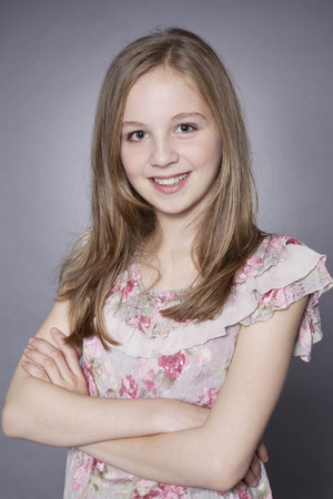 Eden Taylor-Draper as Belle Dingle in Emmerdale