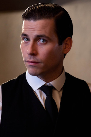 Downton Abbey S03E06: Rob James-Collier as Thomas Barrow