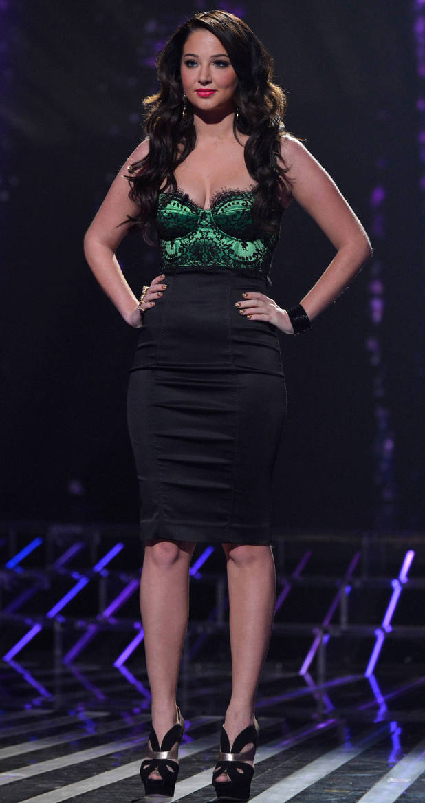 The X Factor Week 3: Tulisa