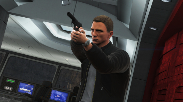 'James Bond 007: Blood Stone ' screenshot