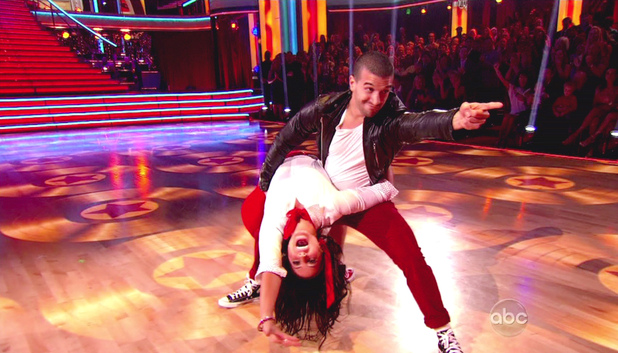 Dancing WIth The Stars S15E07: Bristol Palin and Mark Ballas 