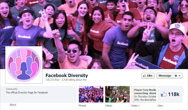 Facebook goes purple in support of Spirit Day