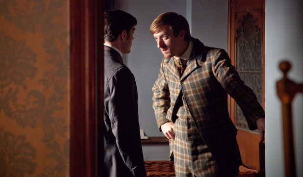 The Paradise: Dudley (MATTHEW McNULTY), Bradley Burroughs (ARTHUR DARVILL)