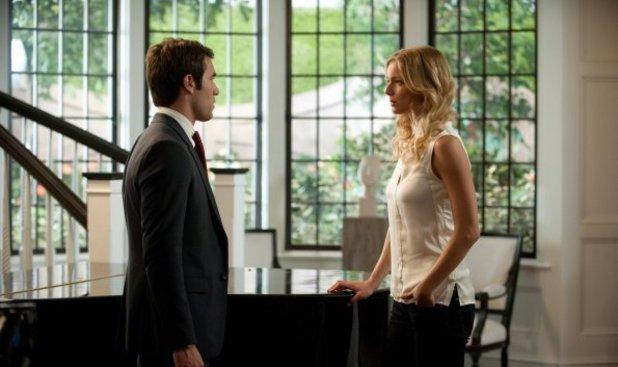Revenge S02E03: 'Confidence'