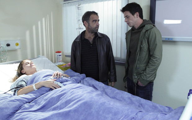 7985: Ryan visits Sophie at her request with news that she lied to the police to protect him