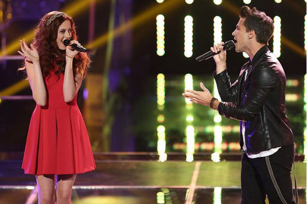 The Voice Season 3 - Battles part 3: Paulina, Dez Duron