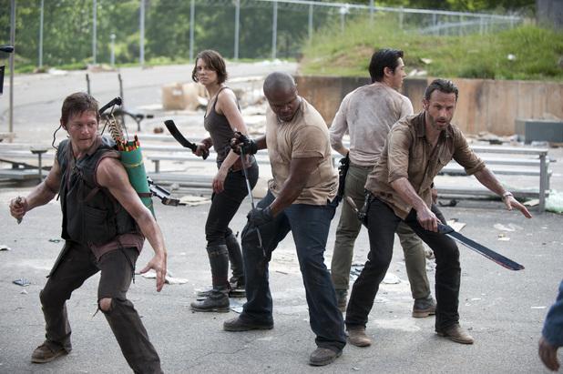 The Walking Dead S03E01: 'Seed'