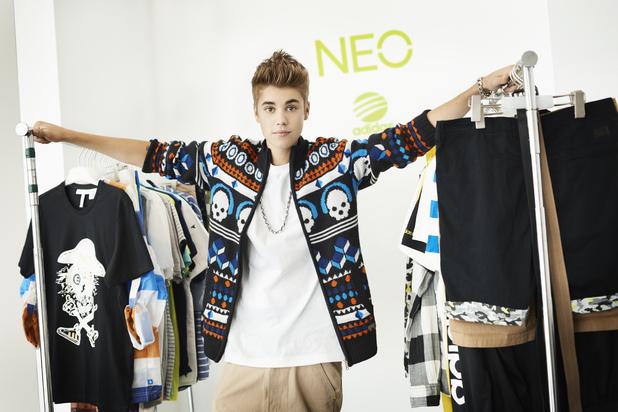 Bieber Neo promo