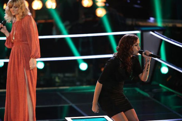 The Voice Season 3 - Battles part 3: Suzanna Choffel, Lelia Broussard