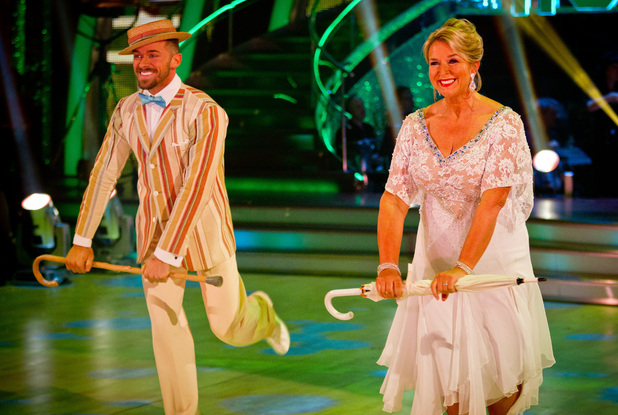 Strictly Come Dancing: Fern and Artem