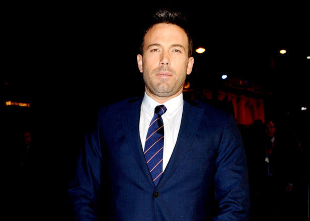 Ben Affleck arrives at the screening of new film Argo at the Odeon cinema in London (17/10/2012)