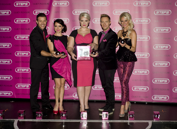 Steps fragrance launch