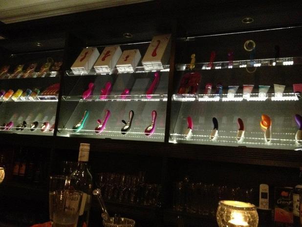 Love Joule bar opens in Tokyo