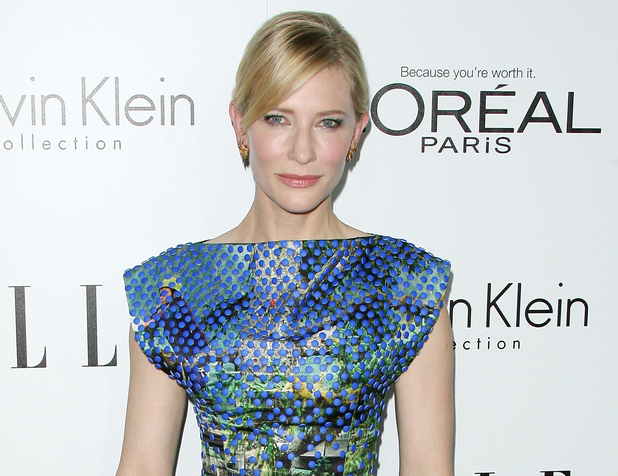 Cate Blanchett ELLE's 19th Annual Women in Hollywood Celebration held at Four Seasons Hotel - Arrivals Beverly Hills, California