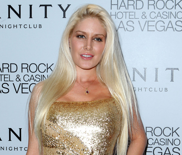 Heidi Montag celebrates her birthday at Vanity nightclub inside the Hard Rock Hotel and Casino Las Vegas, Nevada - 16.09.11