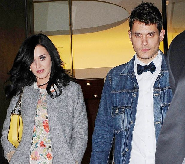Katy Perry and John Mayer out and about, New York, America - 16 Oct 2012