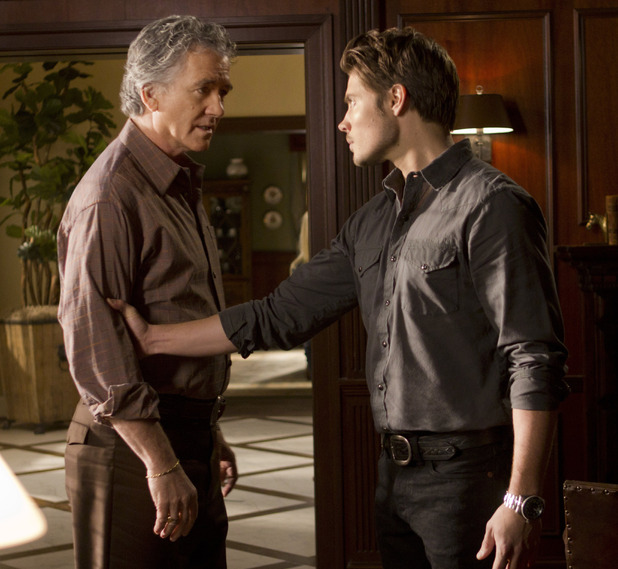 Dallas: Season 1, Episode 7: Bobby Ewing, John Ross Ewing