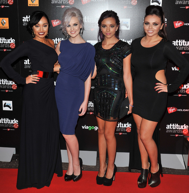 Little Mix at the Attitude Magazine Awards 2012 (16/10/12)