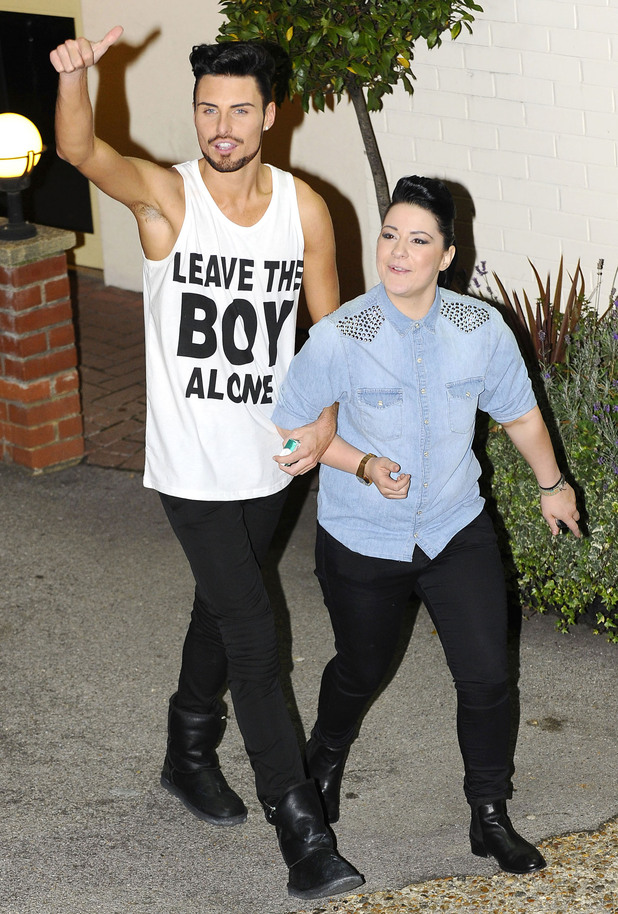 Lucy and Rylan
