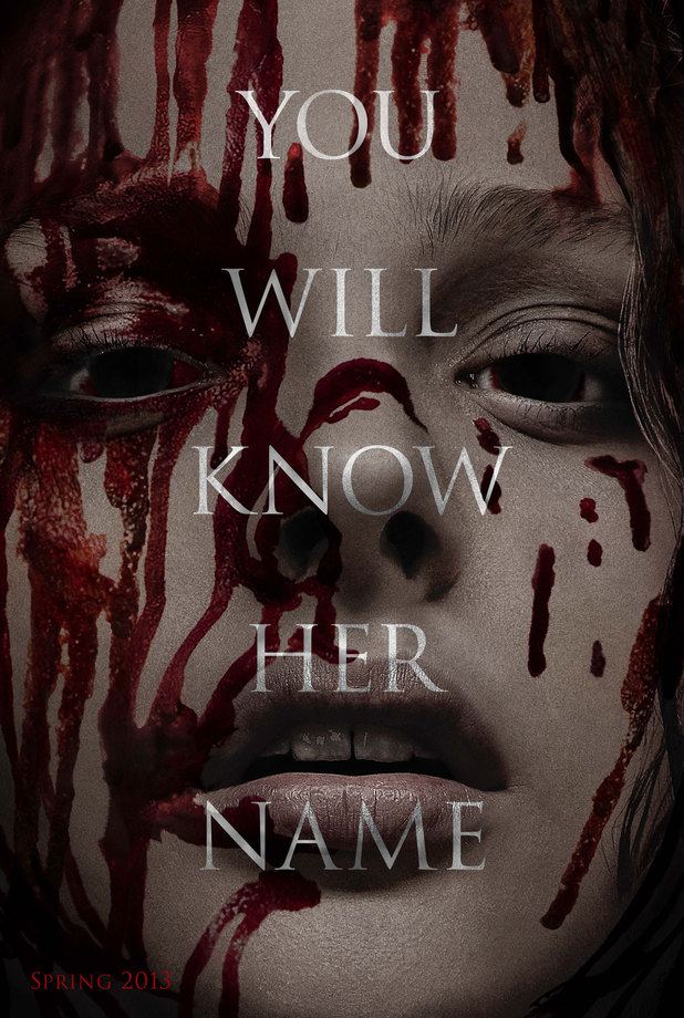 &#39;Carrie&#39; poster