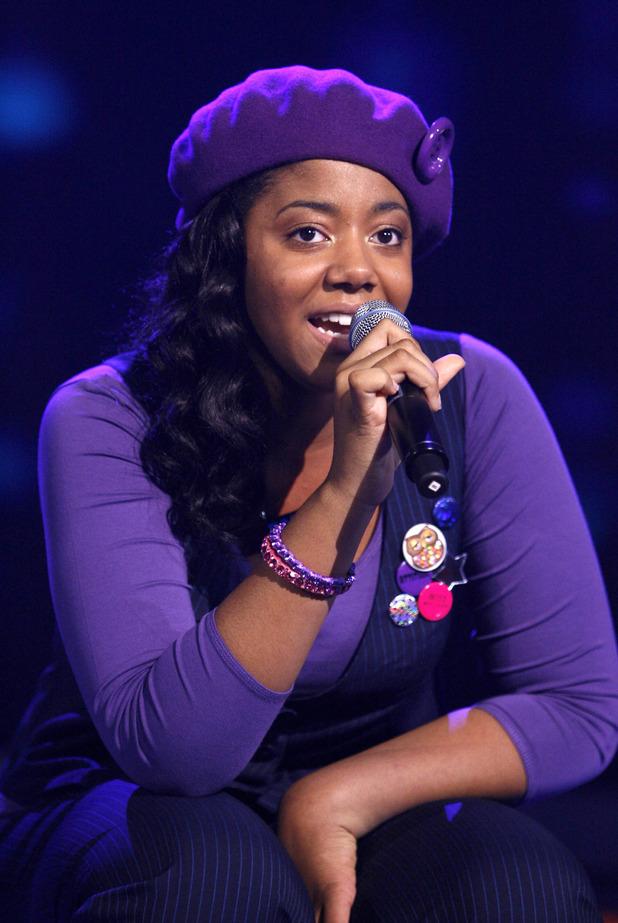 Emily Nakanda, X Factor 2007
