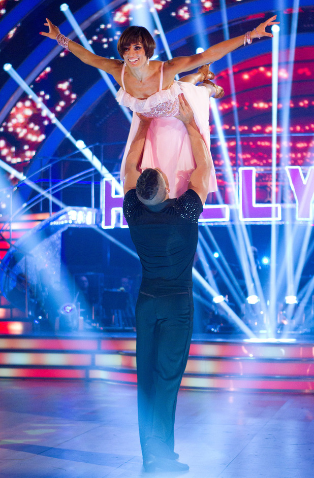 Strictly Come Dancing: Louis and Flavia